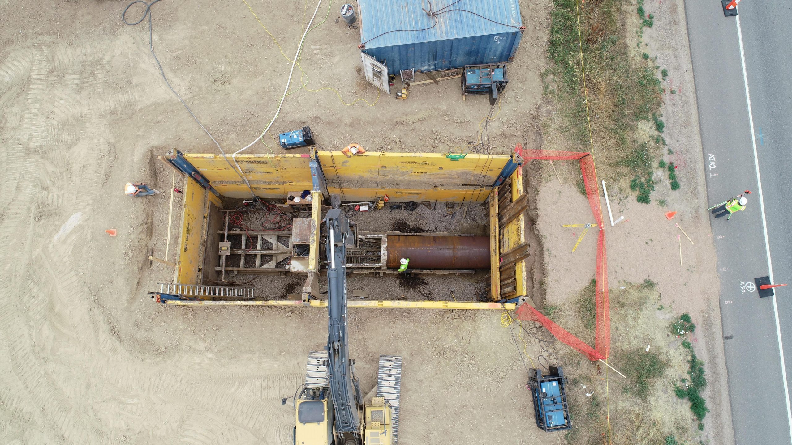 THORNTON WATER PROJECT – WORK PACKAGE 1